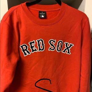 Marcelo burlon Red Sox sweatshirt